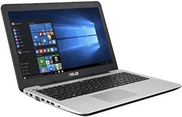 Asus Gaming (15,6 Zoll HD) Notebook (Intel Core i3 5005U, 12GB RAM, 256GB SSD, NVIDIA GeForce 920M 2GB, HDMI, Windows 10 Professional) #5118 -