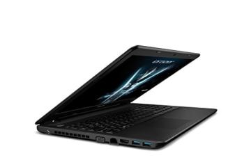 Medion P6661 39,6 cm (15,6 Zoll) Notebook (Intel Core i5 6200U, 16GB RAM, Full HD, 128GB SSD, 1 TB HDD, NVIDIA GeForce GTX950M, DVD RW, 9,5 mm, kein Betriebssystem) schwarz -