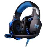 Rixow G2000 Pro Gaming Headset für PC Blau -